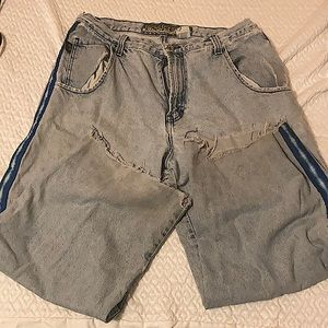 Men's JNCO **VINTAGE** Sidewinder Jeans size 38